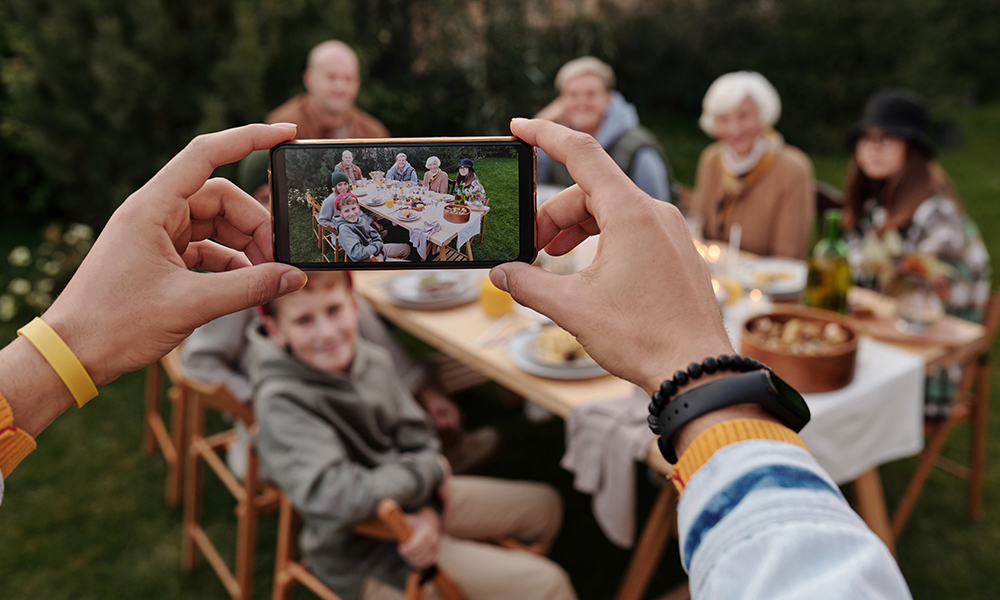 Three Tips for Filming on your Cell Phone